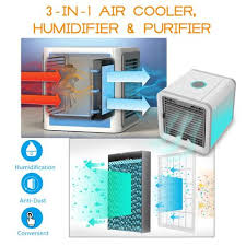 Cube air cooler -  prix - Composition -  France