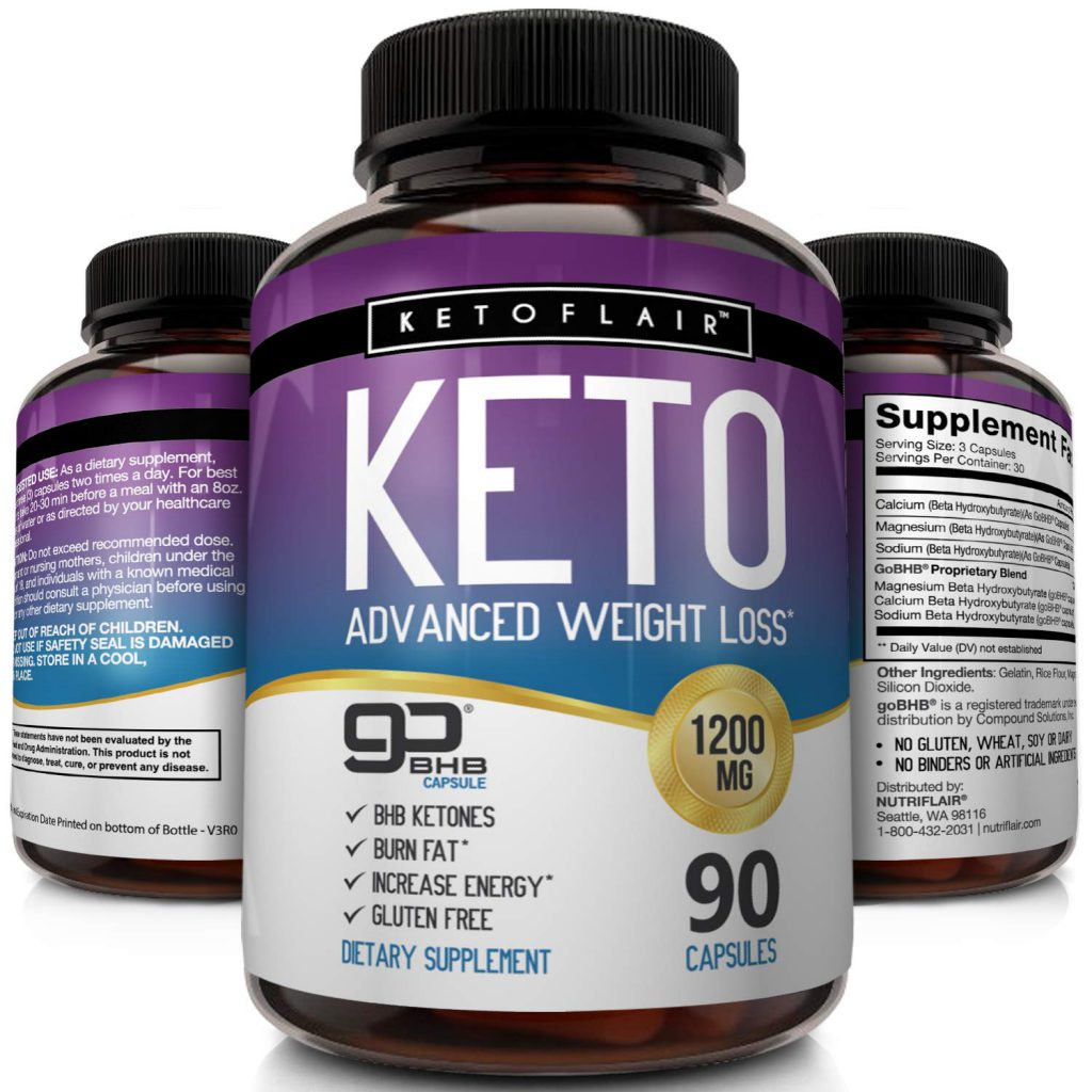 Keto Advanced Weight Loss – France – pas cher – le prix