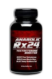 Rx24 Testosterone Booster composition - France - site officiel
