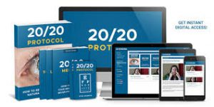 20/20 Protocol Vision Program - en pharmacie - site officiel - comprimés