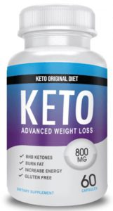 Keto Original Diet - Advanced Weight Loss - avis - France - pas cher