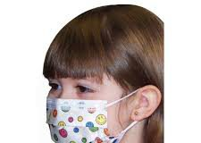Child Face Mask - action - Amazon - dangereux