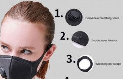 Getzor Reusable Social Mask - masque de protection - France - composition - site officiel
